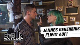 Berlin - Tag & Nacht - Jannes Geheimnis fliegt auf! #1548 - RTL II