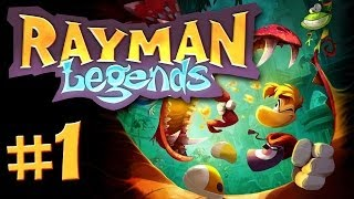 Thumbnail für das Rayman Legends Let's Play
