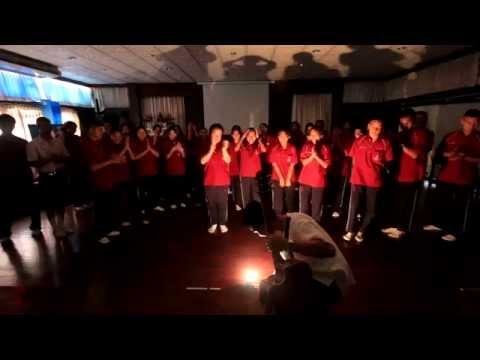 สอบร้องเพลงประสานเสียง ม.4/7 วิชาศิลปะ สาระดนตรีสากล บร.58