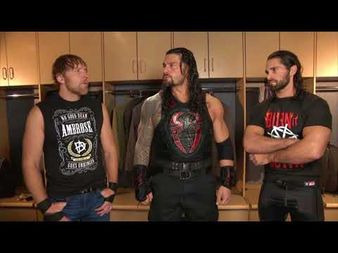 """WWE The Shield AE (Arena Effect) Exit Theme Song """"Special Op"""" 2017 HD"""