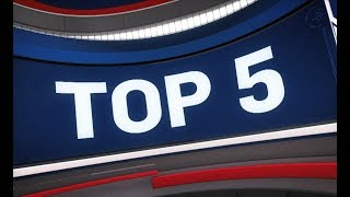 Top 5 Plays of the Night: October 22, 2017