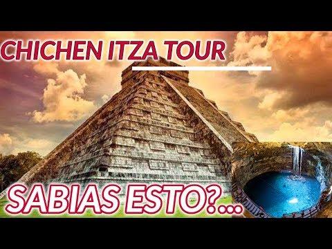 ✔Tour Chichen Itzá y Cenotes   QUE HACER Y COMO LLEGAR CONSEJOS Y TIPS   WHEN TRAVEL TO CHICHEN ITZA