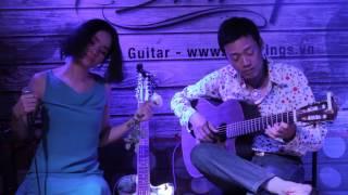 [Six Strings] Telephone Moi (Chờ Phone Của Anh) - Đồng Lan (Đêm nhạc Pháp 10/12)