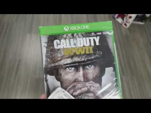 Call Of Duty World War Ii Gamestop Night Release 11 2 17