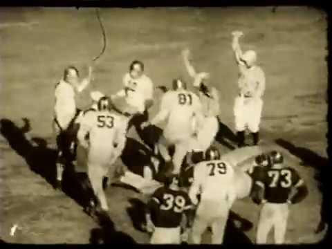 Doc Blanchard highlights 1944-46