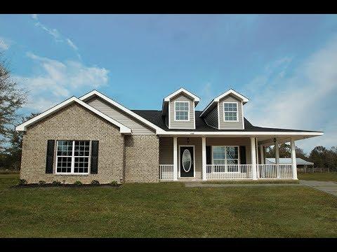 Heritage Homes | Southern Belle - Deluxe | Floor Plan