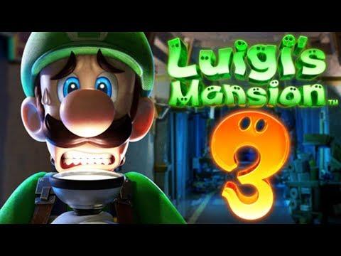 Horror Im Hotel! | Luigis Mansion 3 (Part 1)