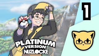 How Hard Could It Be? - JoCat Does a Nuzlocke in Pokemon Platinum #1