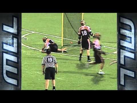Kyle Harrison MLL Highlights