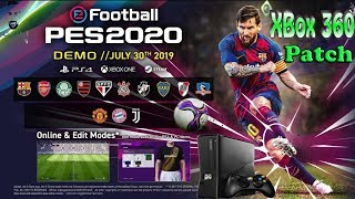 الجزء الثاني الطريقة النهائية لتحويل pes2018 الى Xbox360 pes2020 ⚽🎮