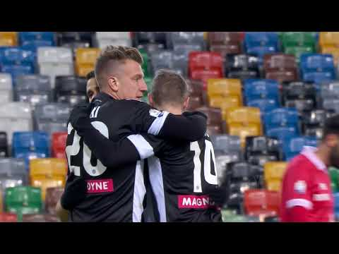 Udinese - Perugia 8 - 3 - Highlights - TIM Cup 2017/18