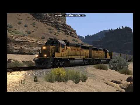 Train Simulator 2018: RRMods UP GP40 Phase II  