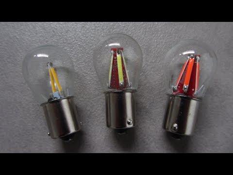 Led Filament Car Bulbs