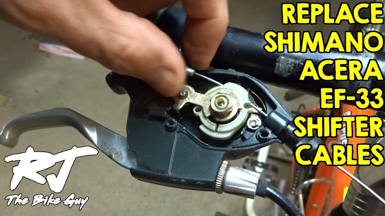 xR SL-A050 L Shimano Trigger Thumb Gear-Speed Shifter Bike Shift Lever 7 3