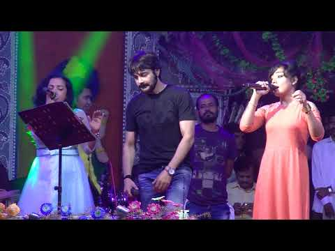 Tollywood actor Prasenjit Chatterjee Live stage program | Sabuj Sathi | Rakhbe Mone by DKYS Club