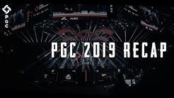 PUBG - PGC 2019 Final Recap