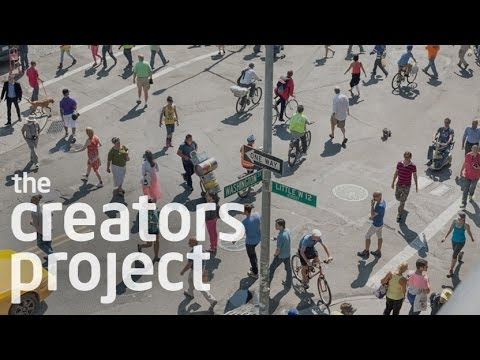 "Time-Lapse Photography In A Single Frame | Pelle Cass's ""Selected People"""