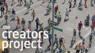 """Time-Lapse Photography In A Single Frame   Pelle Cass's """"Selected People"""""""