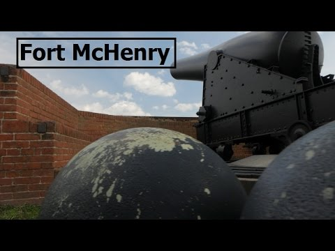 Fort McHenry // Behind The Scenes With The National Park Service