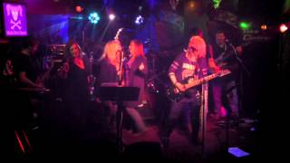 Vicki Reed Band -Hate my Self for loving you (cover)3-20-15