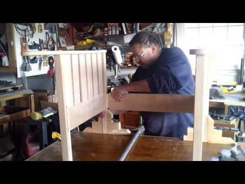 Building a Morris Chair 3