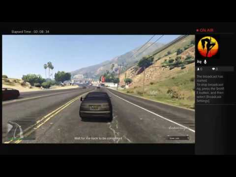 GTA mission - Broadcast with Xy and Math