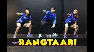 Rangtaari  Dance Cover | Loveratri | Yo Yo honey Singh | Aayush Sharma | Warina Hussain | MJDi