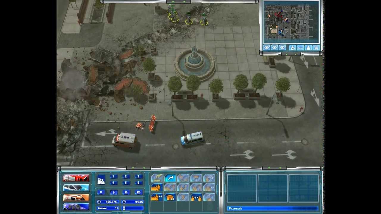 Прохождение игры emergency 4
