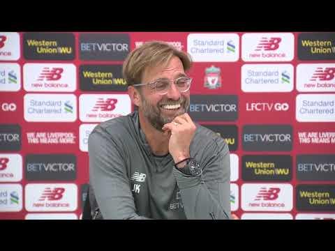 Liverpool vs Southampton | Jurgen Klopp Pre Match Press Conference | Premier League