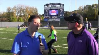 UW-Whitewater's Lance Leipold: A midseason report