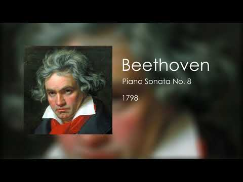 2. Piano Sonata no.8 in C Minor 'Pathetique' (1st Movement) - Beethoven