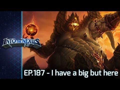 """#187 - Into the Nexus: """"I have a big but here"""""""