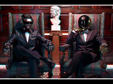 Daft Punk @ Dazed & Confused 18.11.10