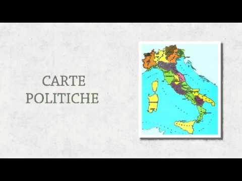 Le Carte Geografiche Youtube