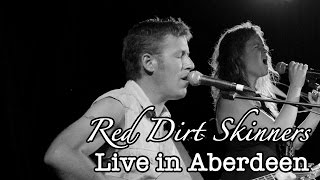 SAMPLER of Live In Aberdeen by the Red Dirt Skinners