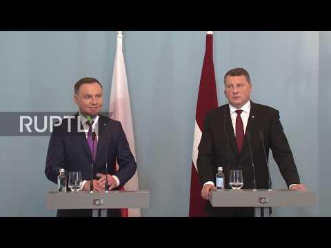 Latvia: Poland, Latvia deem Nord Stream-2 'contrary to EU energy principles'