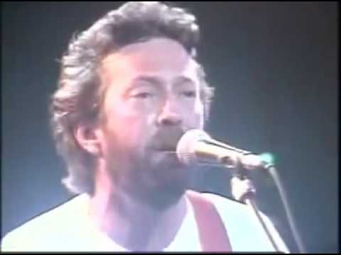 Eric Clapton I Shot the Sheriff - The Best Version - 1987