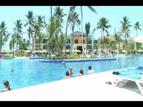 Punta Cana , Ocean Blue y Sand con Copa