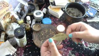 Lorien Witch - Simple Bay Leaf Magic