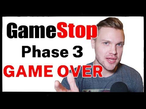 Gamestop BREAKING NEWS   Gamestop Shutting Down   Phase 3