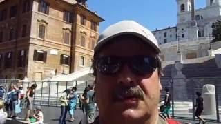 15 Spaziergang Piazza Popolo zur Spanischen Treppe Rom 2016 Schütze´s Expedition