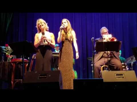 Olivia Duet with Deborah Winters at The Throckmorton Theater, Mill Valley, CA.