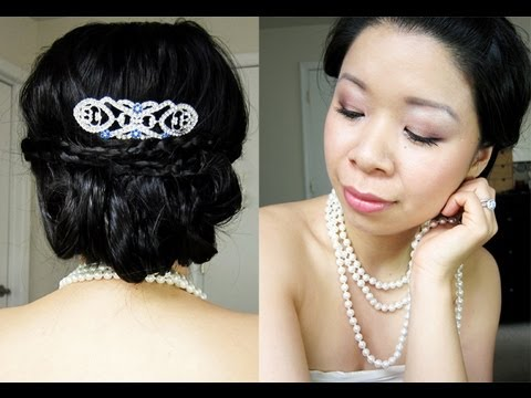 Twilight Breaking Dawn Bella S Inspired Wedding Hair Makeup Tutorial Giveaway Closed 11 30