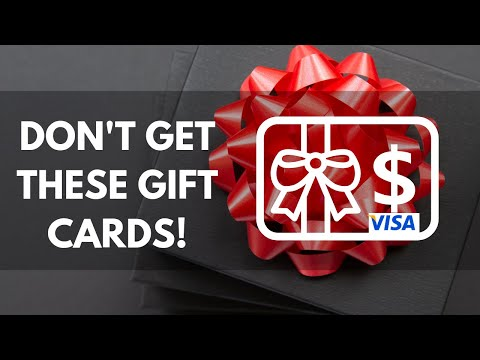 3 Big Problems With Visa Gift Cards