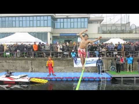 Waterline con backflip al Cimento 2013 - Sirio Zao