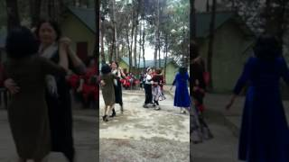Khiêu vũ tại Ba Bể Ecolodge