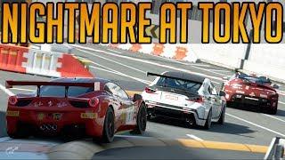 Gran Turismo Sport: Penalty Nightmares at Tokyo