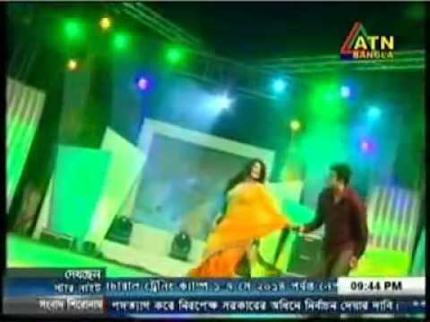 ATN Bangla Present Special Cultural Program Star Night Mousumi And Omor Sani Liv