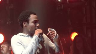 Childish Gambino - That Power (Live in Los Angeles 11-12-11)