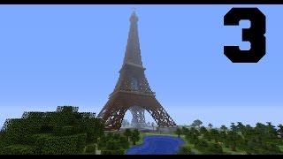 Скачать карту Эйфелева башня для Майнкрафт бесплатно ...